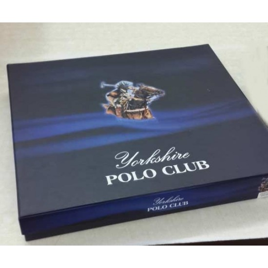 Polo Club 4'lü Kemer Gömlek Kravat Damat Set ceyizalisverisi.com